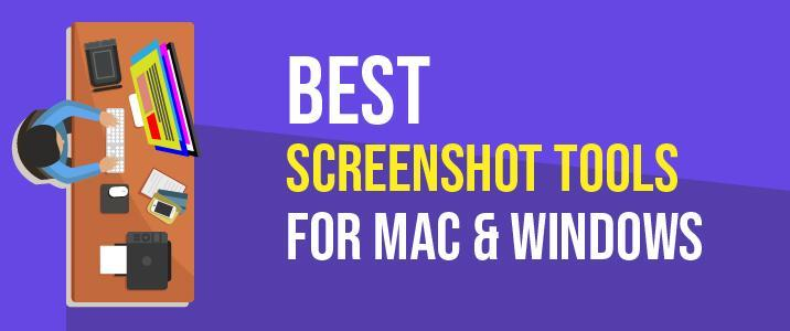 20 Best Free Screenshot Tools & Extensions for Mac & Windows 1
