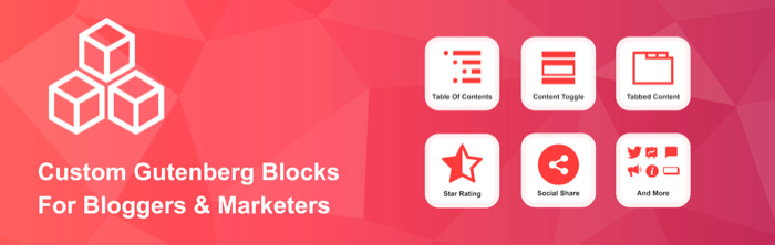 Introducing Ultimate Blocks - The Best Gutenberg Blocks Plugin For Bloggers 1