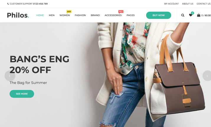 21 Best Cheap But Reliable Premium WordPress Themes 13