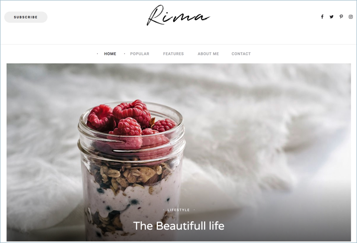 21 Best Cheap But Reliable Premium WordPress Themes 12