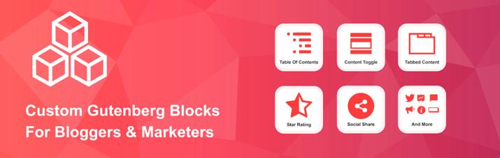 "10 Best WordPress ""Block Editor"" Plugins For Bloggers (2019) 2"