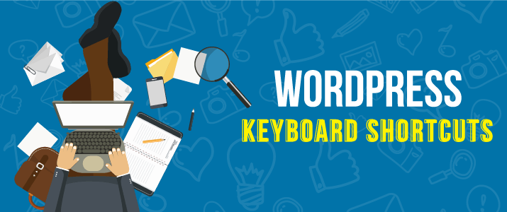 101+ WordPress Keyboard Shortcuts for Editor, Comments, & More 5