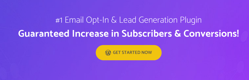 10 Best Email Subscription Popup Plugins for WordPress (2019) 4