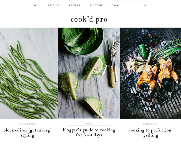30 Best WordPress Themes For Food Blogs (2019) 25