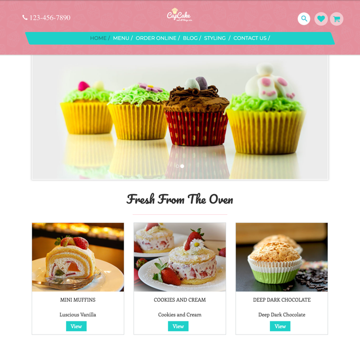 30 Best WordPress Themes For Food Blogs (2019) 16
