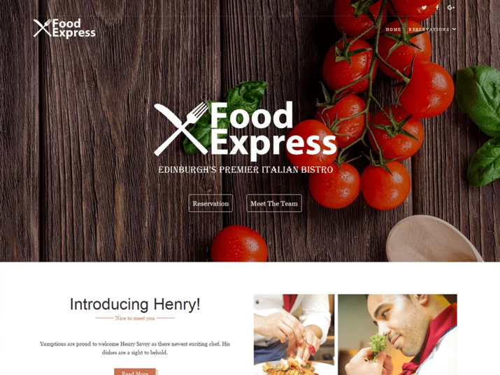 30 Best WordPress Themes For Food Blogs (2019) 31