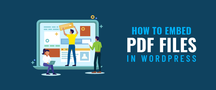 How To Embed PDF Files In WordPress Posts (2019) 1
