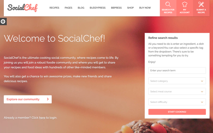 30 Best WordPress Themes For Food Blogs (2019) 17