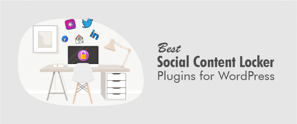 The Best Social Content Locker Plugins for WordPress (2019) 1
