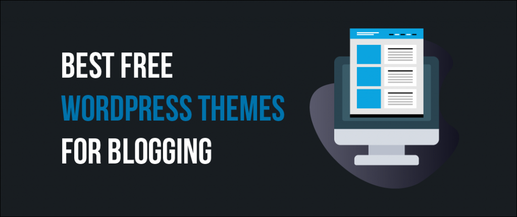 40 Best FREE WordPress Themes For Blogging (2020) 3