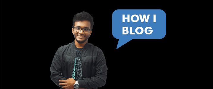 I'm Akshay Hallur, Founder of BloggingX, and This Is How I Blog 1