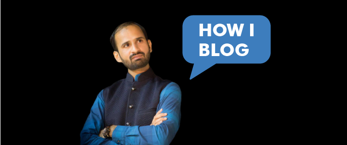 I'm Kulwant Nagi, Founder of BloggingCage, and This Is How I Blog 3