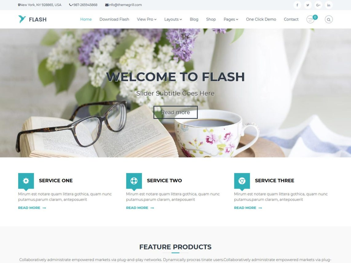 30+ Best FREE WordPress Themes for Writers (2020) 8