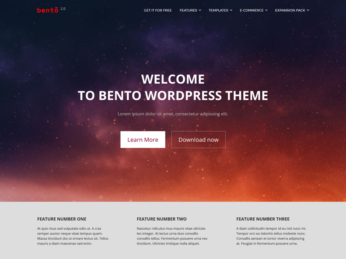 40 Best FREE WordPress Themes For Blogging (2020) 24
