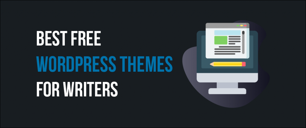 30+ Best FREE WordPress Themes for Writers (2020) 3