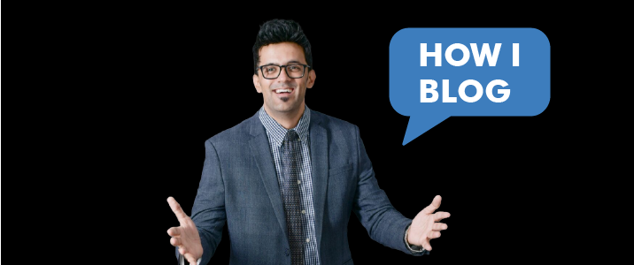 I'm Jitendra Vaswani, Founder of BloggersIdeas, and This Is How I Blog 1