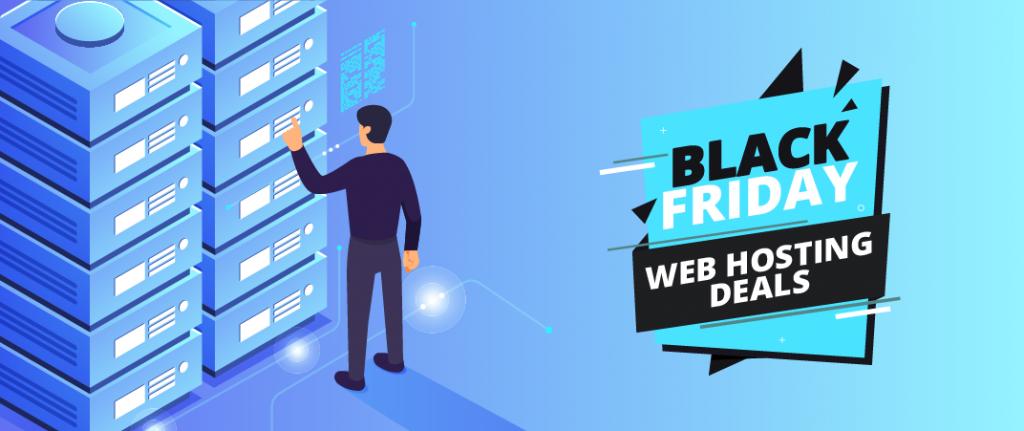 10+ Black Friday Web Hosting Deals 2020 → Huge Discounts! 1
