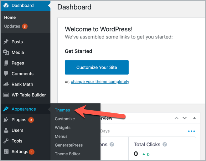 How to Install a WordPress Theme (With Pictures) 6
