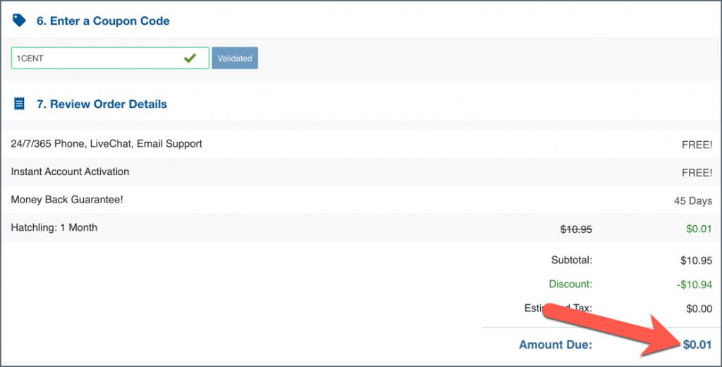 HostGator 1 Cent Coupon 2021 – Web Hosting For $0.01! 7